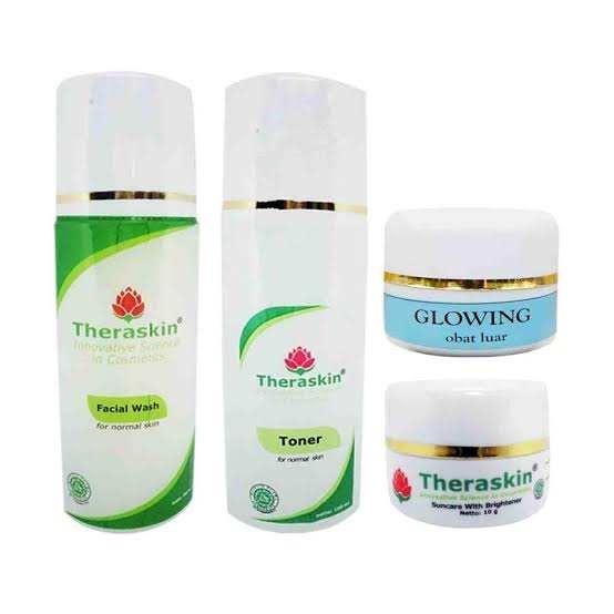 efek samping dan reaksi awal pemakaian theraskin