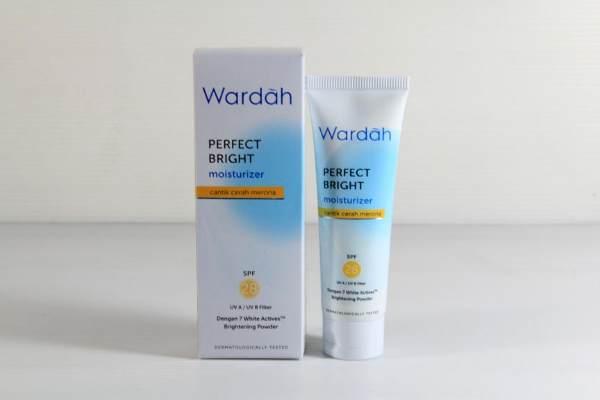 produk skincare wardah kosmetik dan kegunannya beserta gambar