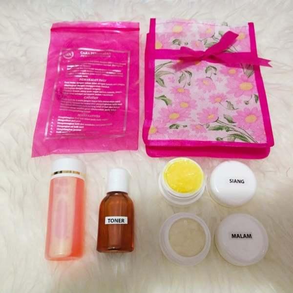 Rangkaian Produk Cream HN