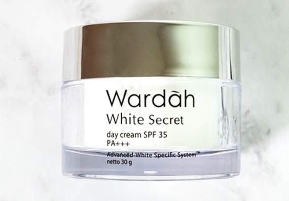 efek samping rangkaian wardah white secret series