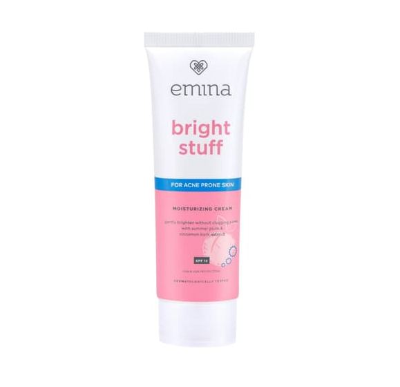 Emina Bright Stuff for Acne Prone Skin Moisturizing Cream