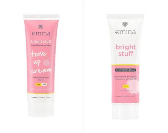 Ketahui, 6 Perbedaan Tone Up Cream dan Moisturizer Emina
