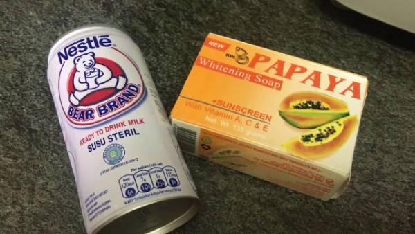 Efek Samping Susu Beruang dan Sabun Pepaya untuk Kulit wajah