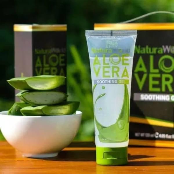 Cara Pakai Natura Aloe Vera