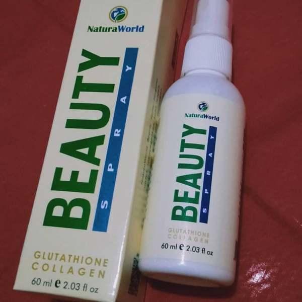 Cara Pakai Natura Beauty Spray