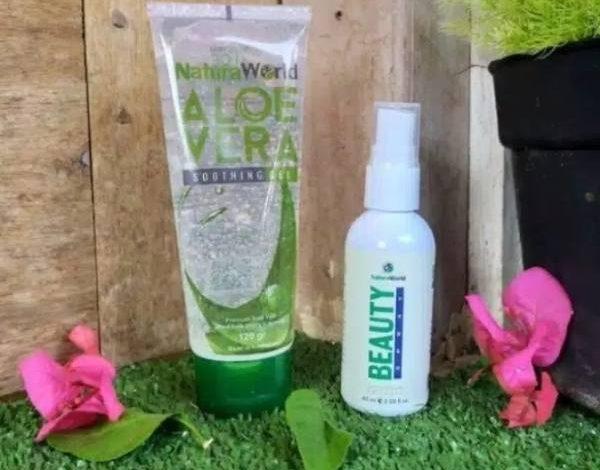 √ Cara Pakai Natura Beauty Spray dan Aloe Vera yang Efektif Atasi Setiap Masalah Kulit