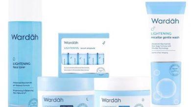 Urutan Pemakaian Wardah Lightening Series Pagi dan Malam Hari